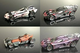 Hot Wheels Metal Maniac